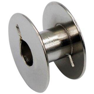 Spulenbox 25 Metall Spulen für Pfaff /& Gritzner Nähmaschine Umlaufgreifer inkl